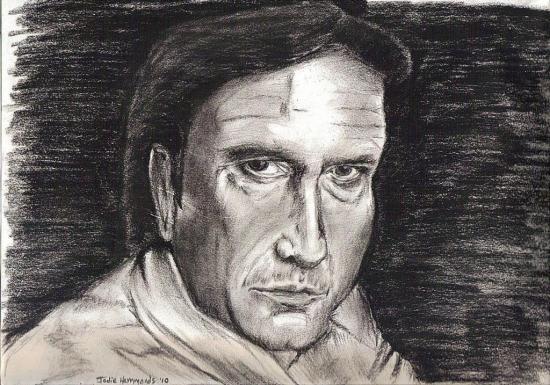 Johnny Cash by Jodham